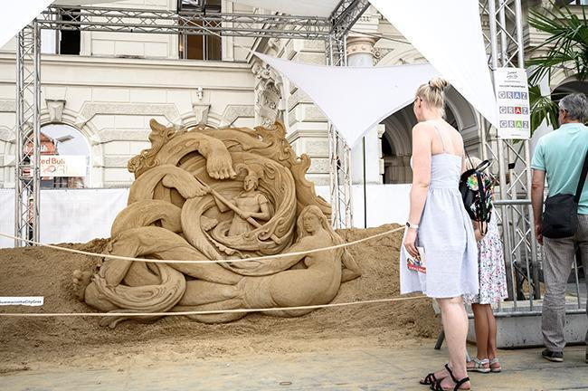 Sandskulptur_Graz_Mac_David